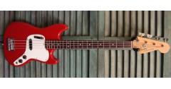 1974 Fender Musicmaster Bass