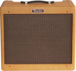 Fender Blues Jr. Lacquered Tweed
