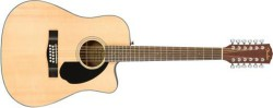 Fender CD-60SCE 12 String
