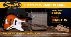Affinity J Bass & Rumble 15 Amp
