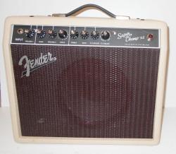Fender Superchamp x2 Ragin Cagin