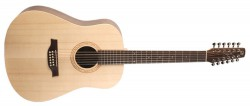 Seagull Walnut 12-String Isys
