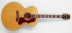 Used Gibson Acoustic J-185 Birdseye Maple
