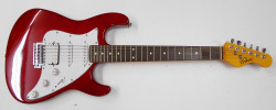 Used Typhoon Strat ST Red