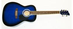 Jay Turser JJ43 - Blue