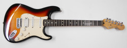 Used Fender Strat HSS