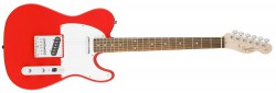 Squier Affinity Telecaster- Race Red