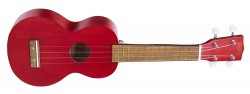 Mahalo Kahiko MK1 Soprano Uke - Red