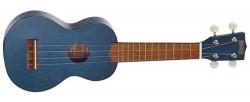 Mahalo Kahiko MK1 Soprano Uke - Blue
