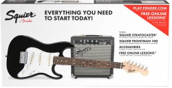 Squier Strat SS Pack