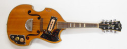 Kent 744 Electric Mandolin Mandola